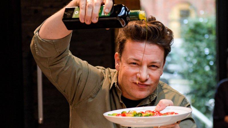 Jamie Oliver connaît des difficultés dans ses affaires depuis 2017. Il met en cause le Brexit et la flambée des prix des produits italiens (archives).