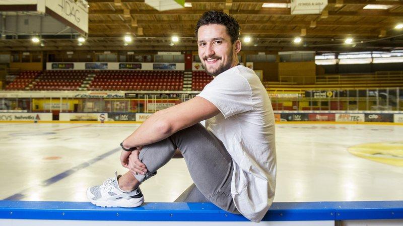 Vincent Praplan retrouve le championnat de Suisse.
