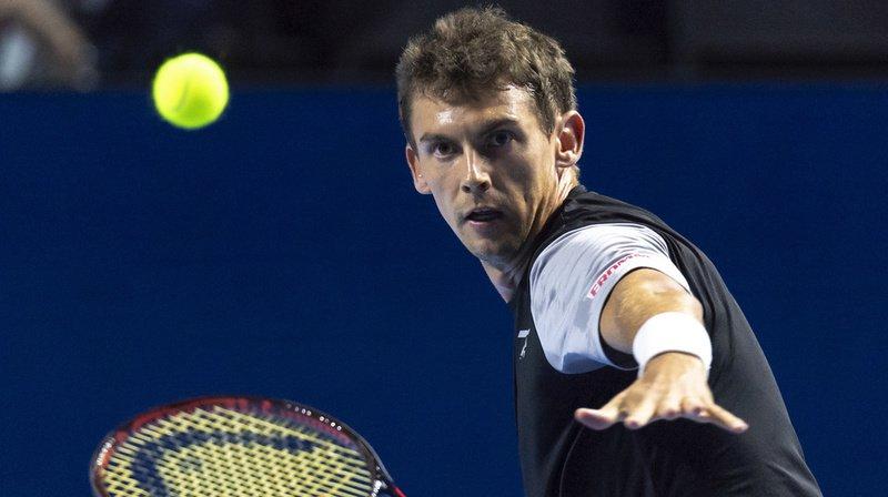 Le ticket de lucky loser pourrait permettre à Laaksonen d'accéder au tableau principal de Roland-Garros, malgré sa défaite ce vendredi. (Archives)
