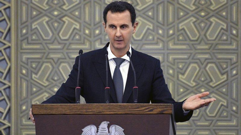 """Selon la porte-parole du département d'Etat, cette nouvelle """"attaque présumée"""" fait """"partie de la campagne violente menée par le régime Assad qui viole un cessez-le-feu (archives)."""
