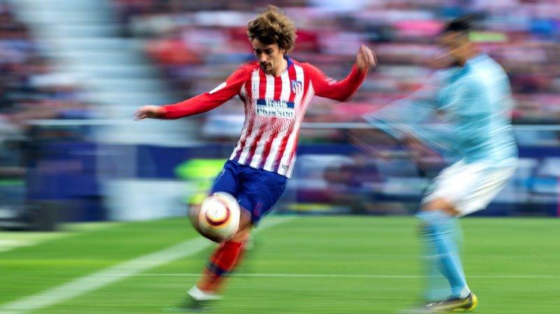 Antoine Griezmann est resté 5 ans à Madrid.