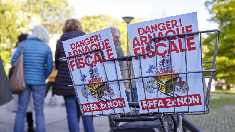 Votations fédérales: des opposants de gauche prêts à recourir en cas de «oui» à la Réforme fiscale
