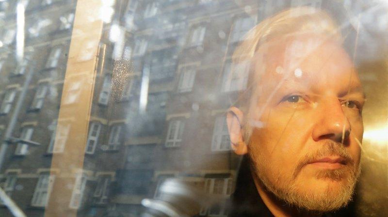 Wikileaks: Julian Assange inculpé d'espionnage par la justice américaine