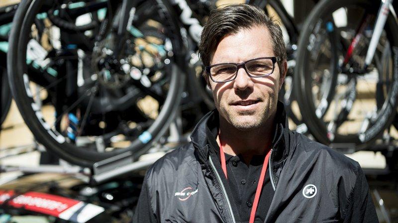 Danilo Hondo, l'entraîneur national des routiers suisses a été renvoyé avec effet immédiat suite à ses révélations de dopage.
