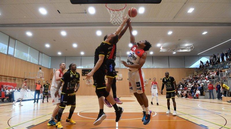 Basketball: le BBC Monthey-Chablais a resserré les rangs