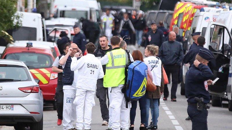 Toulouse: le preneur d'otages du bar-PMU à Blagnac a été arrêté