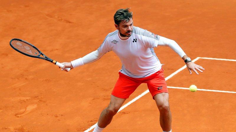 Tennis – Masters 1000 de Madrid: Wawrinka bat Nishikori et atteint les quarts de finale