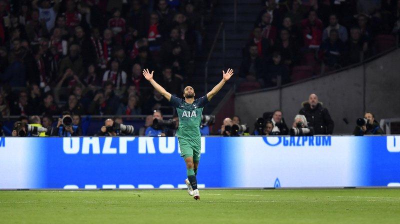 Football – Ligue des champions: Tottenham élimine l'Ajax à la dernière minute et jouera sa première finale