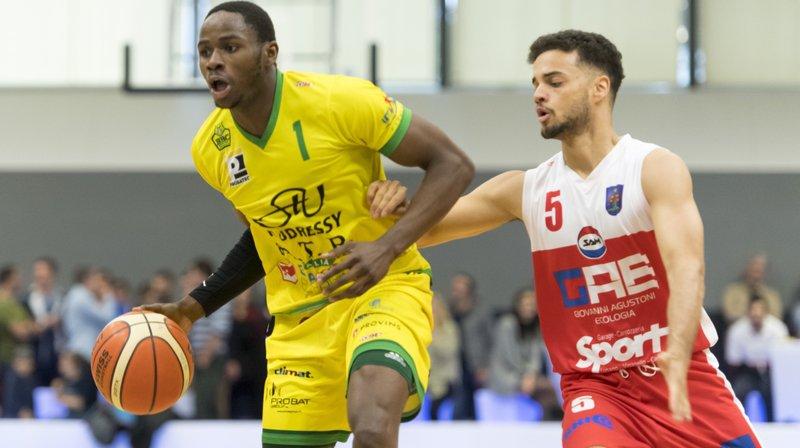 Basket: le BBC Monthey-Chablais valide son ticket pour les demis (69-67)