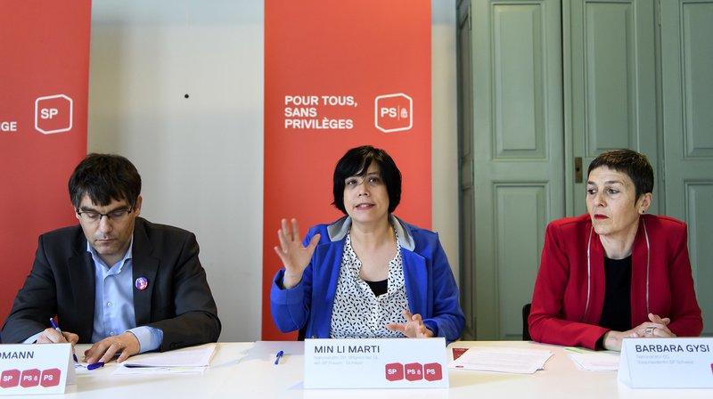 Le groupe socialiste a présenté mardi son plan pour la prochaine législature en six points liés à l'égalité.