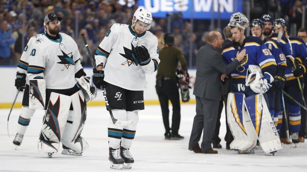 Hockey – NHL : Meier et les Sharks éliminés, il n'y aura pas de Suisse en finale de la Coupe Stanley