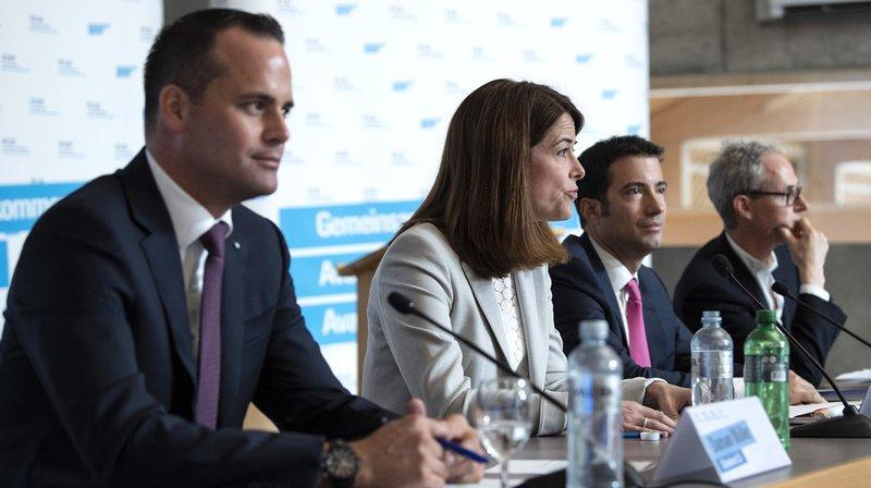 Fédérales 2019: le PLR veut une politique climatique basée sur la responsabilité des individus