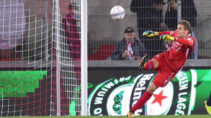 Anton Mitryushkinprolongé de trois ans au FC Sion