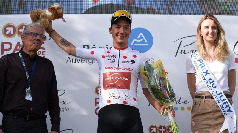 Cyclisme: Simon Pellaud a déniché un contrat en Italie en 2020