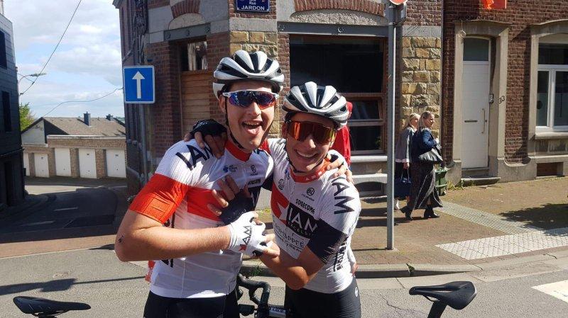 Cyclisme: Simon Pellaud remporte la Flèche Ardennaise