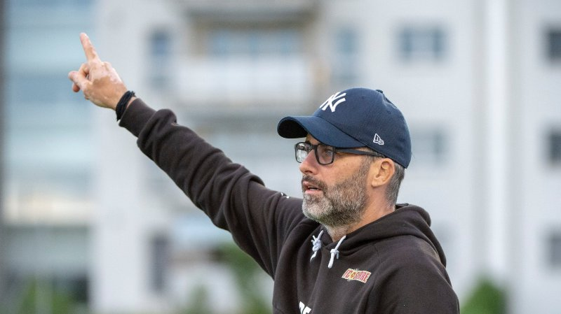 Après avoir obtenu la promotion la saison dernière, Frédéric Rinaldi et ses joueurs ont assuré leur maintien ce printemps.