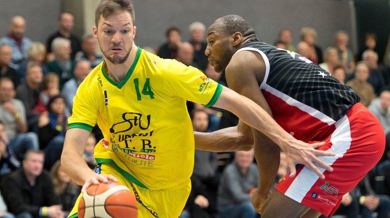 Basket: pour aller en demi-finale, le BBC Monthey-Chablais devra faire mentir les statistiques