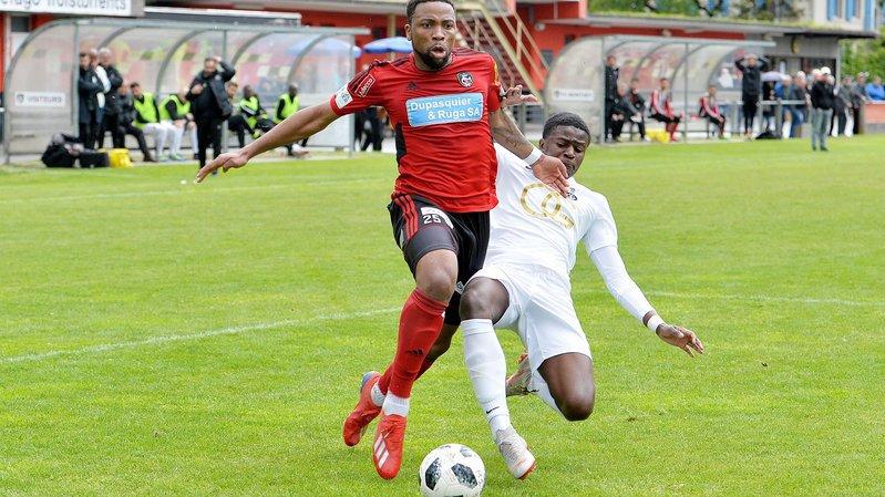 Le FC Monthey n'a pas encore perdu tout espoir d'accrocher la première place en 2e ligue inter.