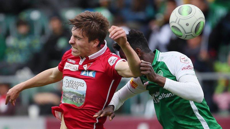 Football: les trois points de Sion – Saint-Gall
