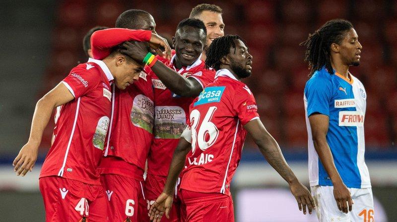 Football: Les trois points de Sion - Grasshopper