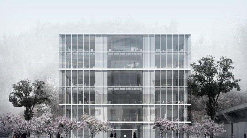 Brigue: UniDistance et la Haute école à distance se construisent un bâtiment à 30millions de francs