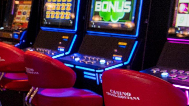 Machines à sous: le Casino de Crans-Montana aurait été piraté