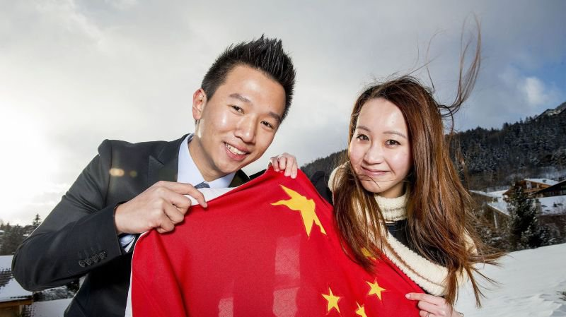 La Chine, nouvel eldorado du Valais?
