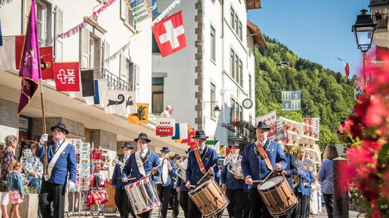 L'Echo de la montagne organise cette édition 2019 à Champéry.