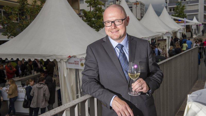 La nomination de Raphaël Gross avait été annoncée à l'ouverture du salon VINEA des vins suisses en septembre 2018.