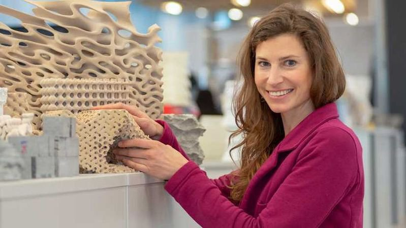 Environnement: l'EPFZ produit des récifs de corail grâce à l'impression 3D