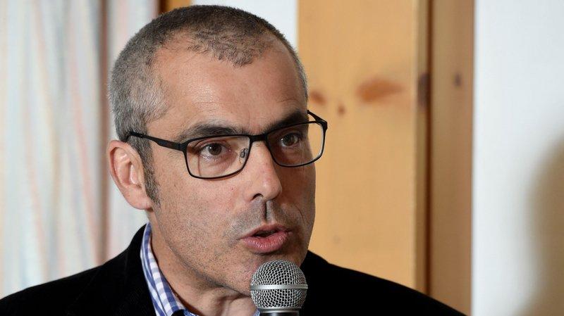 Laurent Tschopp, nouveau président de Pro-Economy.