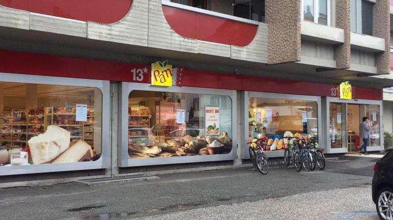 Le magasin 13* Pam Valais de Saxon a fermé ses portes mercredi.