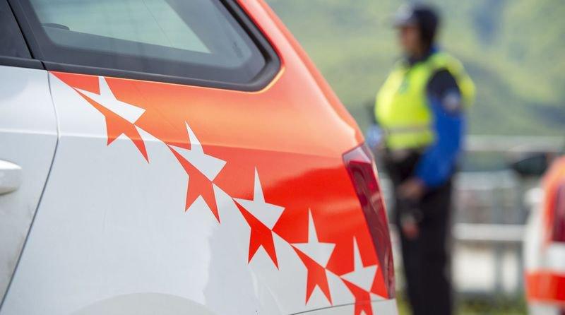 La police valaisanne a retrouvé le corps sans vie du malheureux.
