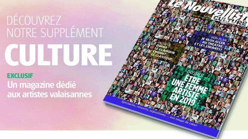 Magazine « Culture » en lecture gratuite c'est ici