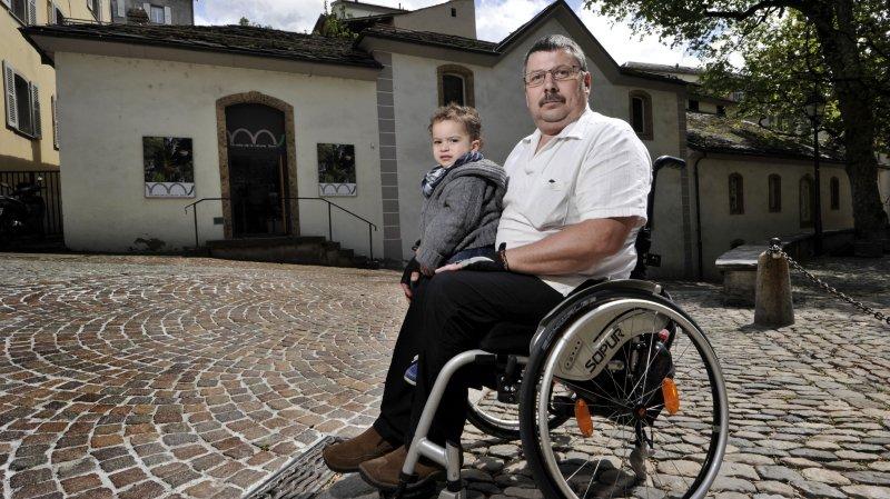 En Valais, les personnes en situation de handicap ont de plus en plus accès à la culture