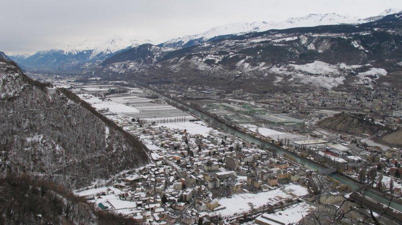 Le Conseil fédéral demande un dézonage supplémentaire en Valais.