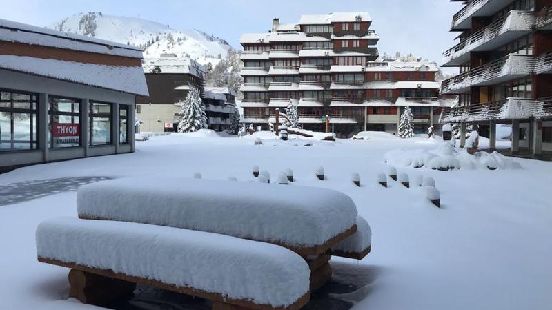 Valais: 30cm de neige à 2000 mètres… le 9mai