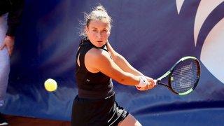 Tennis: Ylena In-Albon face à Oprandi à Roland-Garros