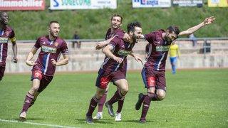 Un sprint final haletant pour le FC Martigny-Sports