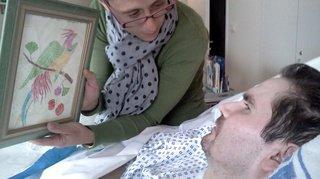 France: l'arrêt des soins de Vincent Lambert, dans un état végétatif depuis 2008, a commencé
