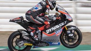 Moto: Tom Lüthi chute aux essais libres du Grand Prix de France