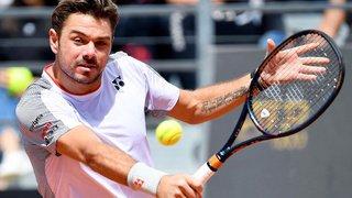 Tennis: Stan Wawrinka éliminé dès le premier tour du tournoi de Rome