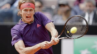 Tennis: Fognini et Medvedev lâchent le Geneva Open, mais Zverev finit par rejoindre Wawrinka