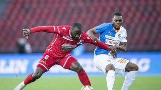 Super League: le FC Sion gagne à Zurich et se maintient officiellement
