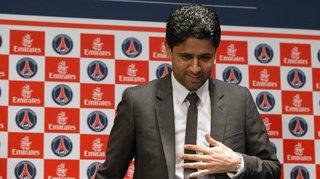 Football/Athlétisme: le président du PSG Nasser Al-Khelaïfi mis en examen pour corruption