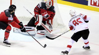 Hockey - Mondiaux 2019: la Suisse perd face au Canada et est éliminée du Championnat du monde