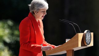 Royaume-Uni: la Première ministre Theresa May quittera son poste le 7 juin