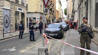 France: une explosion dans une rue piétonne à Lyon fait treize blessés