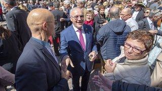 Gilles Martin élu au Grand Conseil: une journée riche pour une force tranquille