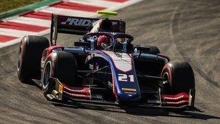 Formule 2: Ralph Boschung engrange ses premiers points